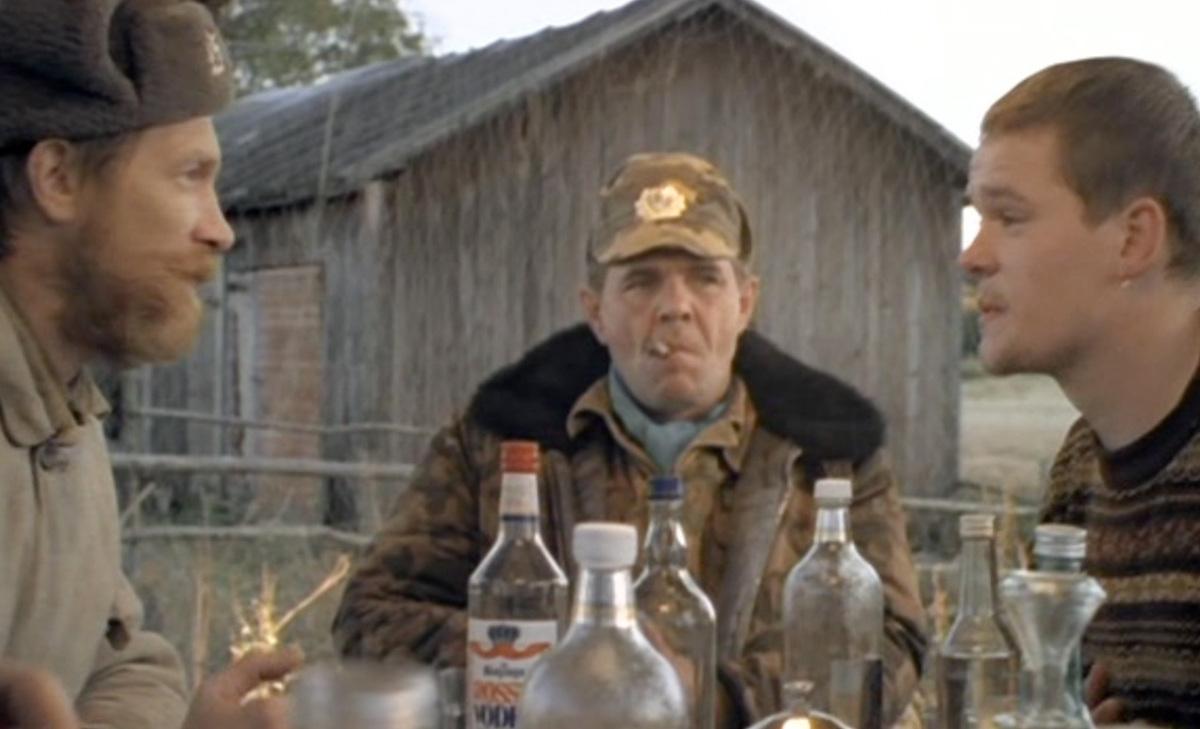 «Особенности национальной охоты», 1995
